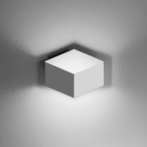 Vibia Vibia Fold Surface puristické nástenné LED svetlo