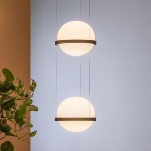 Vibia Vibia Palma 3726 závesné LED svietidlo 2-pl grafit
