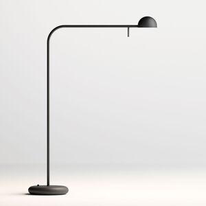 Vibia Vibia Pin 1655 stolná LED lampa dĺžka 40cm čierna