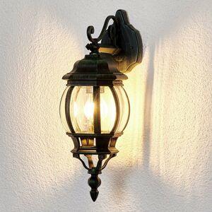 Lindby Antické vonkajšie nástenné svietidlo THEODOR