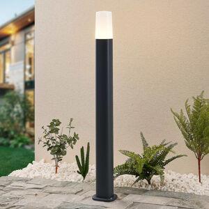 Lucande Lucande Eibo chodníkové svietidlo, výška 80cm