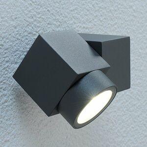 Lucande Pohyblivé vonkajšie LED svietidlo Lorelle