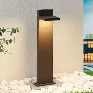 Lucande Stĺpikové LED svietidlo Silvan 65 cm