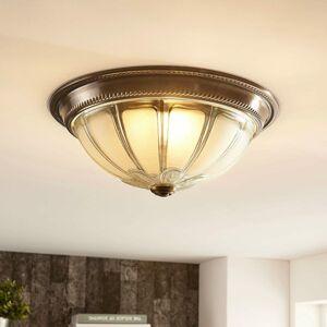 Lindby Stropné LED svietidlo Henja, 3-stupne stmievateľné