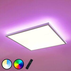 Arcchio LED panel Brenda CCT s ovládaním, 60 x 60 cm