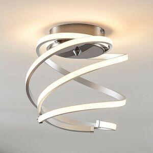 Lampenwelt.com LED stropná lampa Haniya stmievateľná