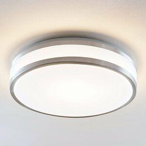 Lindby Lindby Nelia stropné LED hliník, okrúhle, 41cm
