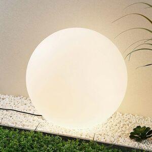 Arcchio Arcchio Senadin svetelná guľa, biela, IP54, 60 cm
