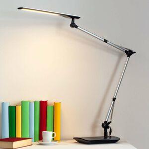 Lindby LED lampa na písací stôl s upínaním Felipe