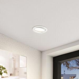 Arcchio Arcchio Katerin zabudované LED, biele, otočné