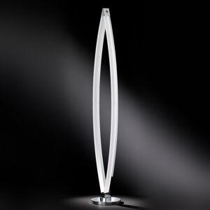 Wofi Súčasná stojaca LED lampa Vannes