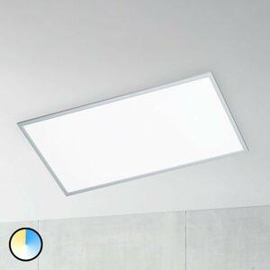 Wofi Stmievateľné stropné LED svietidlo Liv s diaľkovým