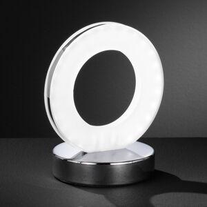 Wofi Kruhová stolná LED lampa Ole