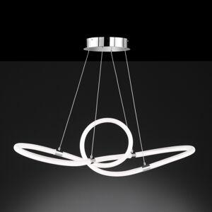 Wofi Závesné LED Mira s diaľkovým ovládaním 92,5x30,5cm