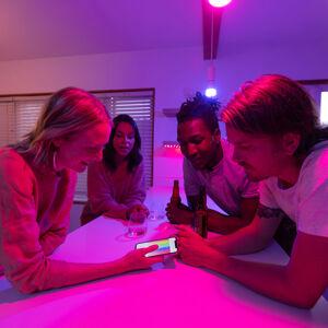 YEELIGHT Yeelight Smart 5 LED žiaroviek Dim/Color/filament