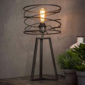 ZIJLSTRA Stolná lampa Swirlaronda, jedno-plameňová