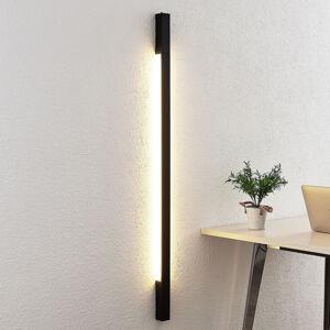 Arcchio Arcchio Ivano nástenné LED 130 cm, čierna