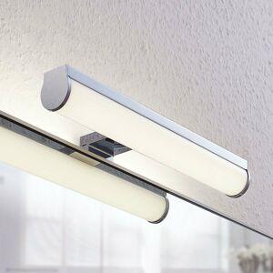 Lindby Kúpeľňové zrkadlové LED svetlo Irmena 30 cm