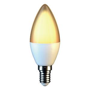 Arcchio Sviečková LED žiarovka E14 C37 5W 3.000K opál