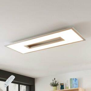 Lucande Stropné LED svietidlo Durun CCT hranaté 96 cm