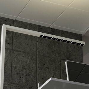 Lampenwelt.com Biela stojaca LED lampa Jolinda stmievateľná