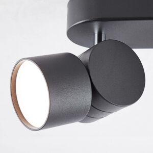 AEG AEG Twine stropné LED svietidlo, čierna, 2-pl.