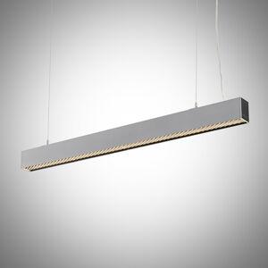 Arcchio Arcchio Thores závesné LED 113 cm striebro