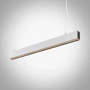 Arcchio Arcchio Thores závesné LED kancelária 113cm biele