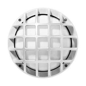 PERFORMANCE LIGHTING Vonkajšie nástenné Eko+21/G E27 biele štruktúr