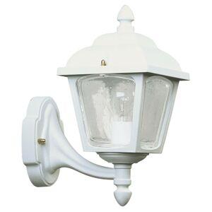 Albert Leuchten Vonkajšie nástenné svietidlo Landhaus 719, biele