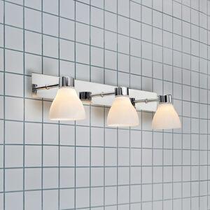 Markslöjd Kúpeľňové nástenné svietidlo Cassis, 3-plameňové