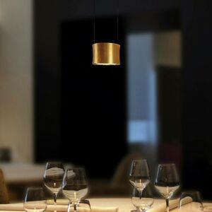 BANKAMP BANKAMP Impulse závesné LED svietidlo 1-pl. zlatá