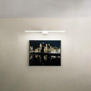 B.lux Obrazové nástenné svetlo Eliana W Picture biele