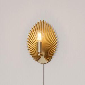 By Rydéns By Rydéns Aruba nástenné svietidlo, zlatá