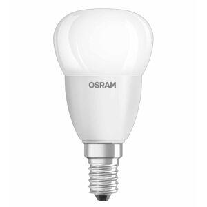 OSRAM E14 5W 840 Kvapková LED žiarovka Star matná