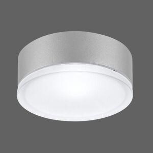 PERFORMANCE LIGHTING Drop 28 vonkajšie nástenné LED svetlo sivé 3000K