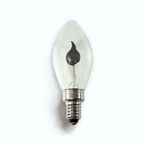 Rotpfeil E10 1,5W 230V náhradné žiarovky 2 kusy blikajúca