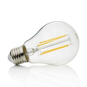 Lindby E27 LED žiarovka filament 8W 1055lm 2700K číra