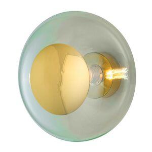 EBB & FLOW EBB & FLOW Horizon objímka zlatá/zelená Ø 36cm