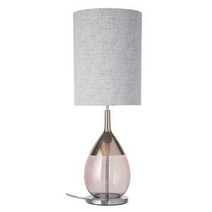EBB & FLOW EBB & FLOW Lute stolná lampa s tienidlom Marl