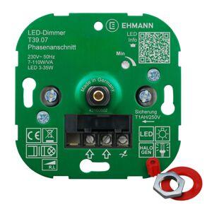 EHMANN EHMANN T39 LED stmievač fázová regulácia 7 – 110W