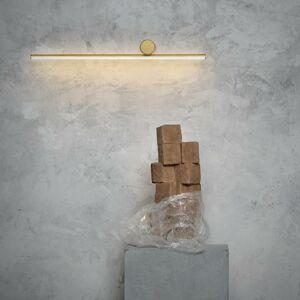 FLOS FLOS Coordinates W1 nástenné LED svetlo, šampanské