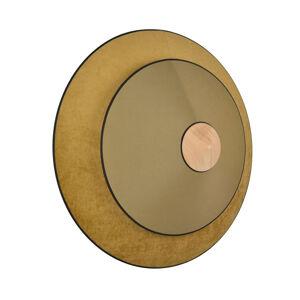 Forestier Forestier Cymbal S nástenné LED svietidlo bronz