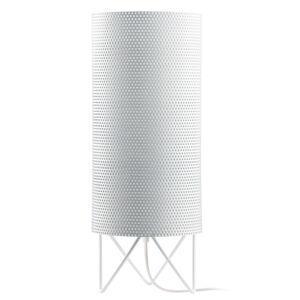 GUBI GUBI Pedrera H2O stolná lampa, biela