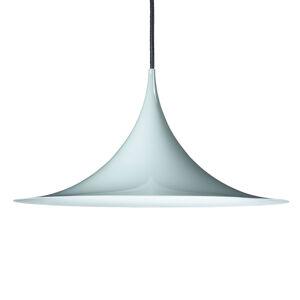 GUBI GUBI Semi závesná lampa Ø 47cm lesklá modrá