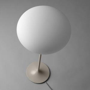 GUBI GUBI Stemlite stolná lampa, sivá, 70cm