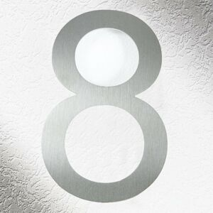 CMD Vysokokvalitné čísla domu z ušľachtilej ocele 8