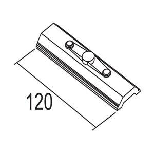 IVELA Ivela závesná platnička, dĺžka 120mm