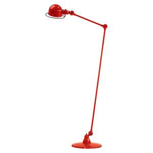 JIELDÉ Jieldé Loft D1240 lampa kĺbové rameno červená