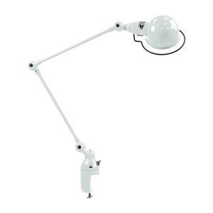 JIELDÉ Jieldé Signal SI332 stolná lampa s upínaním biela